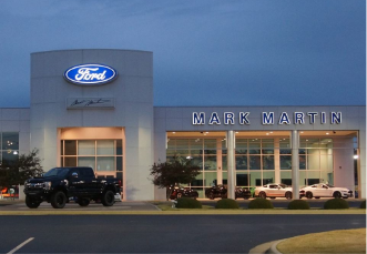 Mark Martin Ford Mercury storefront