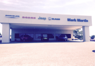 Mark Martin Chrysler Dodge Jeep Ram storefront